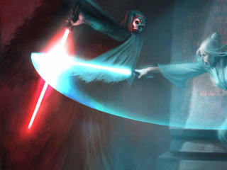 Star Wars Knights of the Old Republic 2 The Sith Lords wallpaper