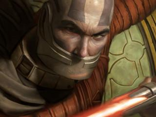 Star Wars Knights of the Old Republic Game wallpaper