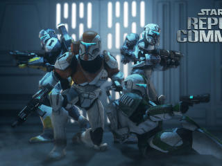 Star Wars Republic Commando wallpaper