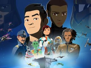 Star Wars Resistance wallpaper