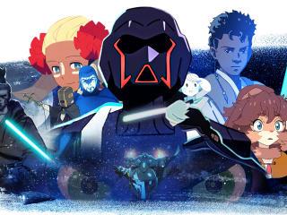 Star Wars: Visions Season 1 wallpaper