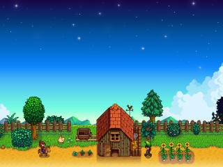 Stardew Valley wallpaper