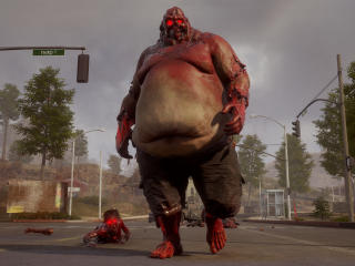 State of Decay 2 Plague Juggernaut wallpaper
