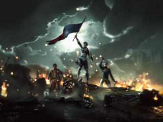 Steelrising Gaming 2021 wallpaper