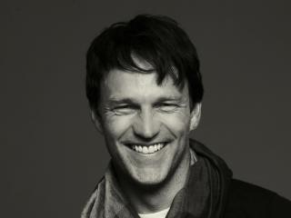 stephen moyer, actor, face wallpaper