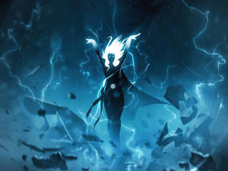 Storm Marvel Superhero wallpaper