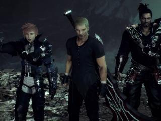 Stranger of Paradise Final Fantasy Origin wallpaper