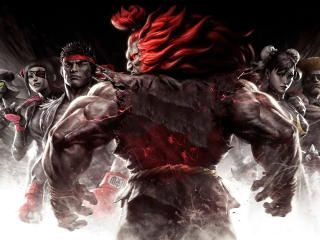 Street Fighter 5 wallpaper