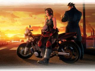 Street Fighter V 4k Digital Poster wallpaper
