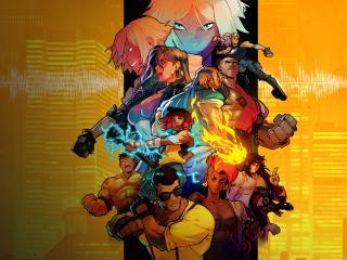 Streets Of Rage 4 4k Gaming wallpaper