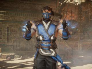 HD Wallpaper | Background Image Sub-Zero in Mortal Kombat 11