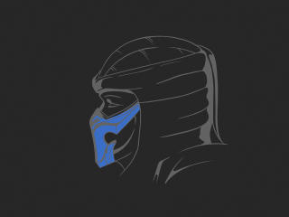 Sub Zero Minimal Art wallpaper