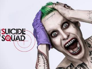 Suicide Squad Joker Pic wallpaper