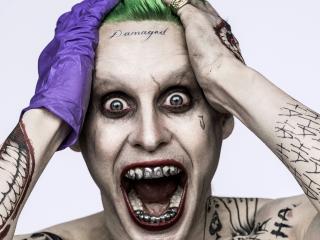 Suicide Squad Joker Pics wallpaper