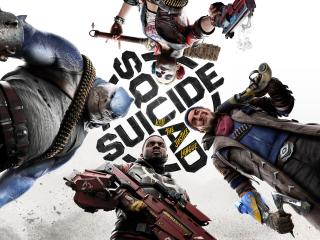Suicide Squad Kill the Justice League Gaming 2021 wallpaper
