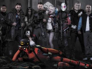 Suicide Squad Latest Hd Wallpapres wallpaper