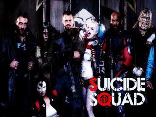 Suicide Squad Wallpapres wallpaper