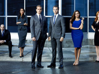 suits, harvey specter, rachel zane wallpaper