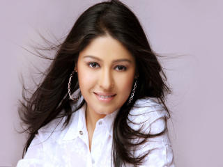 Sunidhi Chauhan New Preety Images wallpaper