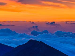 HD Wallpaper | Background Image Sunrise In Hawaii