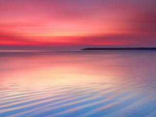 Sunset Chrome Os Stock wallpaper