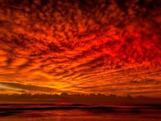 Sunset HD FanArt 2021 wallpaper