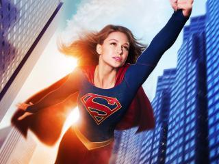 HD Wallpaper | Background Image supergirl, kara danvers, melissa benoist