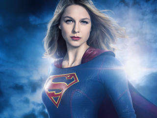 Supergirl Melissa Benoist wallpaper