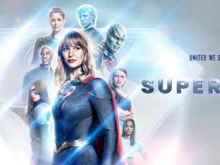 Supergirl Season 5 wallpaper