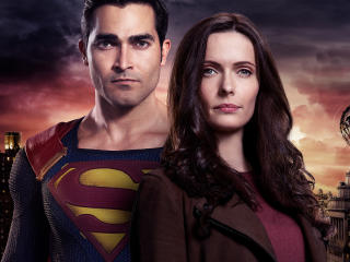 Superman & Lois 2020 wallpaper