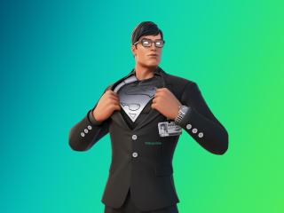 Superman Fortnite Chapter 2 wallpaper