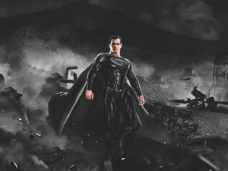 Superman Justice League Snyder Cut Art wallpaper