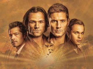 Supernatural 2020 wallpaper