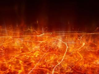 surface, fire, background wallpaper