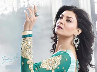 Sushmita Sen In Dress Photos  wallpaper