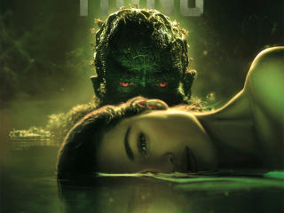 Swamp Thing 2020 Poster wallpaper