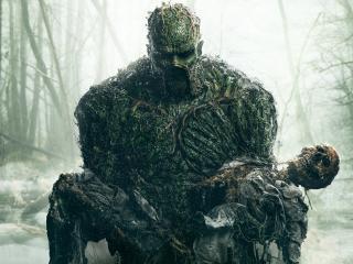 Swamp Thing Season 1 wallpaper