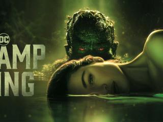 Swamp Thing Season 2 wallpaper