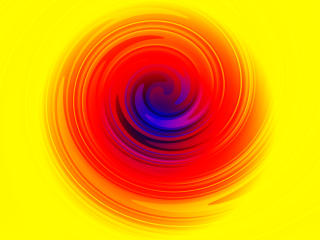Swirl Multicolor Art wallpaper