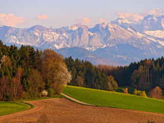 switzerland, mountains, landscape wallpaper