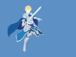Sword Art Online Alicization Eugeo wallpaper