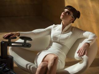 Sylvia Hoeks In Blade Runner 2049 wallpaper