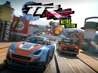 Table Top Racing World Tour wallpaper