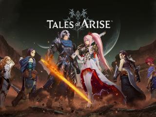 Tales Of Arise 4K Gaming 2021 wallpaper