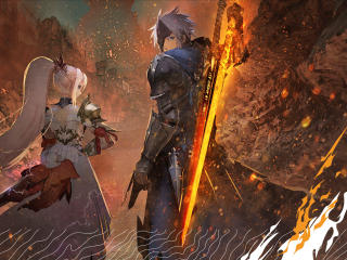 Tales Of Arise New Gaming wallpaper