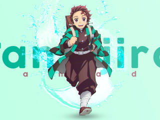 Tanjirou Kamado Anime wallpaper