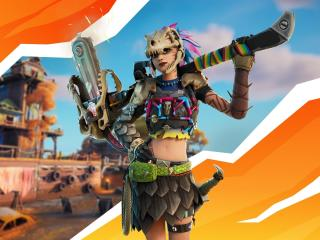 Tarana New Fortnite wallpaper
