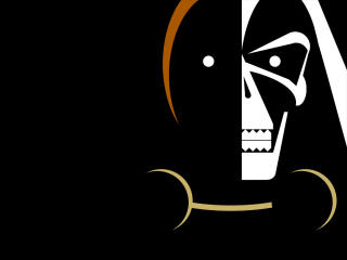 Taskmaster Marvel Minimalist wallpaper