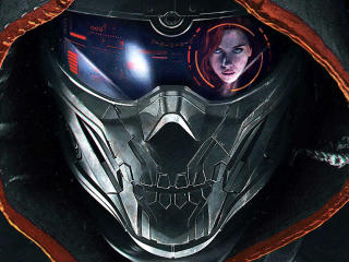 Taskmaster Poster Black Widow wallpaper