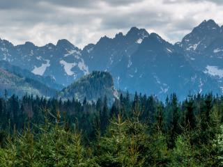 tatra mountains, poland, mountains wallpaper